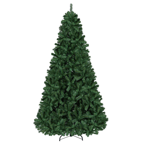 7.5Ft Hinged Spruce Christmas Tree-Costoffs