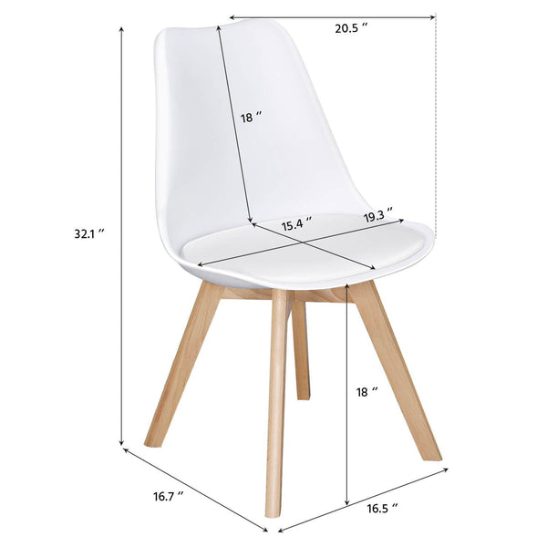 Dining Chairs 4pcs
