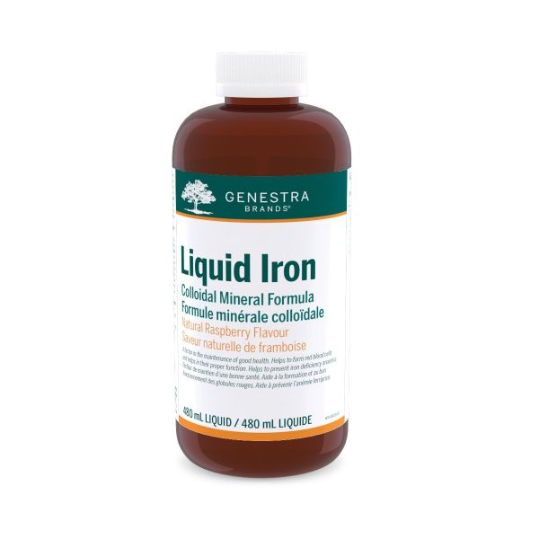 Liquid Iron 480ML