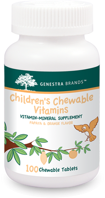 Children's Chewable Vitamins 100 Tabs