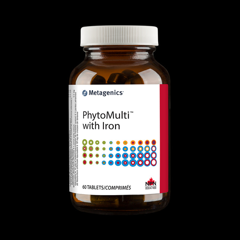 PhytoMulti with Iron (60 Tabs)