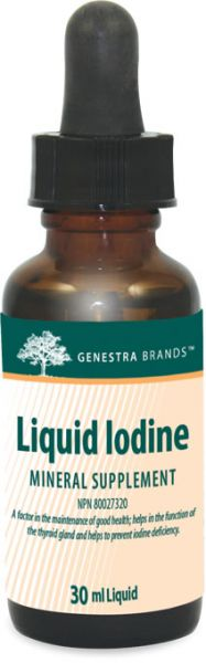 Liquid Iodine 30ML