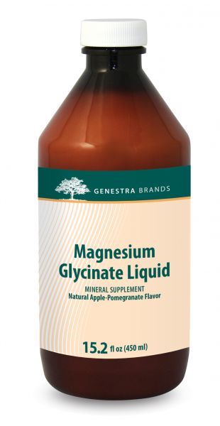 Magnesium Glycinate Liquid 450ML