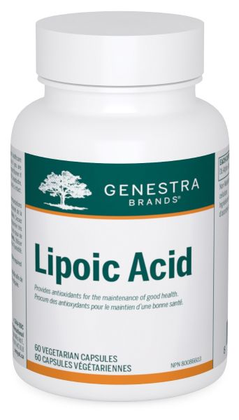 Lipoic Acid 60 Caps