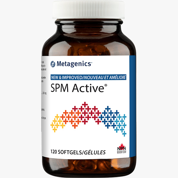 SPM Active (120 Softgels)