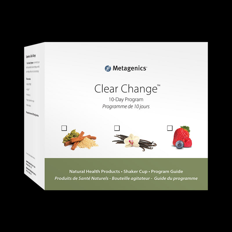 Clear Change 10 Day Program