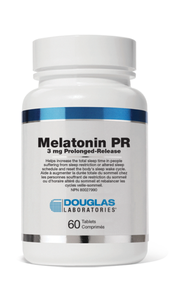 Melatonin PR 3 mg Prolonged Release (60 tabs)