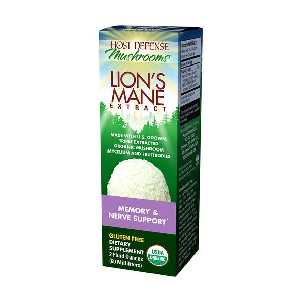 Lion's Mane Extract (60 ml)