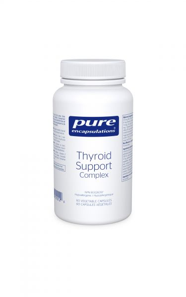 Thyroid Support Complex ( 60 capsules)