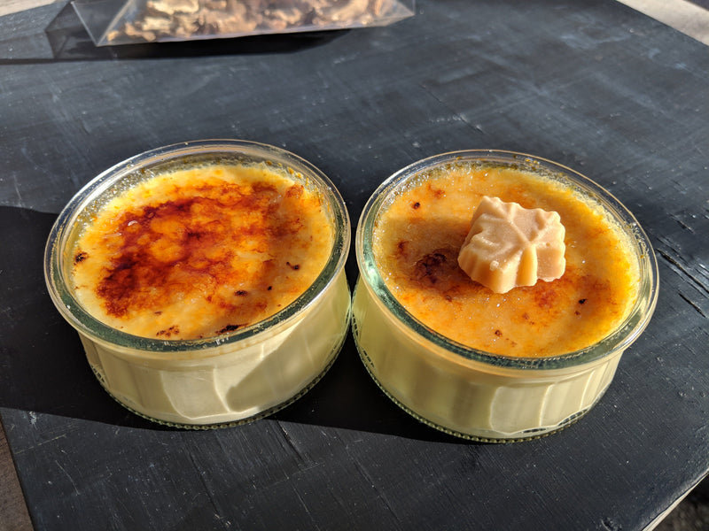 Candy Cap Creme Brulee