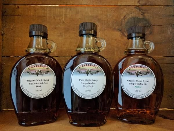 Maple Syrup News
