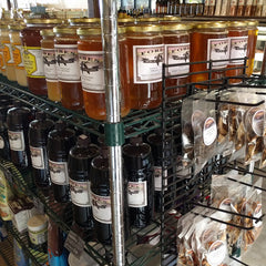 Forbes Wild Foods display products