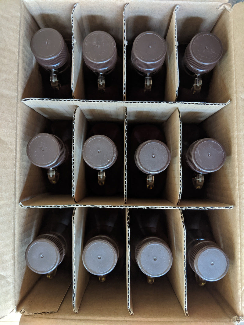 Organic Amber Maple Syrup Case of 12 250 ml