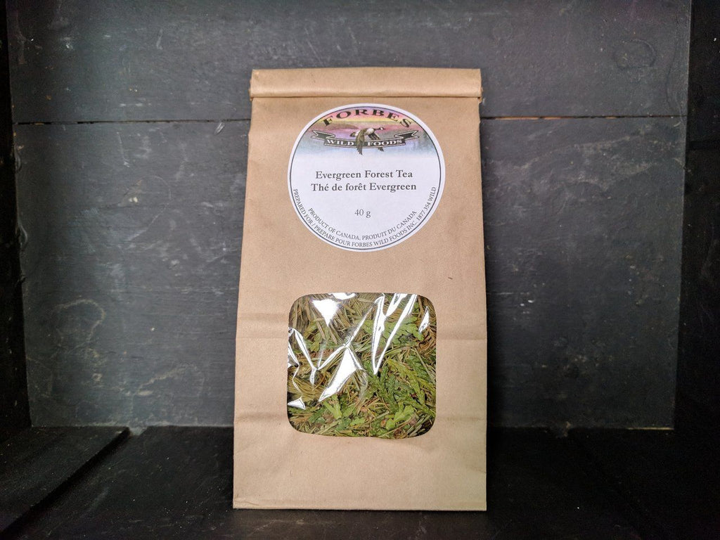 Evergreen Forest Tea