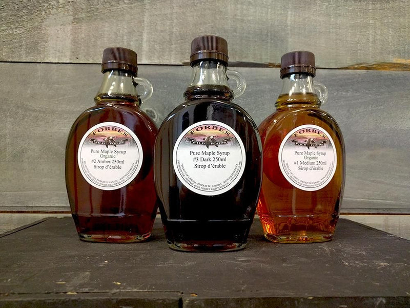 Forbes Maple Syrup Organic