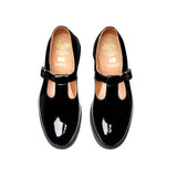 Black Patent Mary Jane Shoe