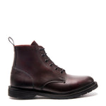Burgundy 6 Eye Derby Boot