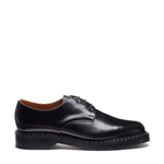 Black Hi-Shine Gibson Shoe