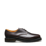 Dark Brown Greasy Gibson Shoe