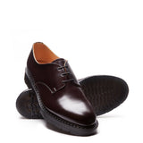 Dark Plum Hi-Shine Gibson Shoe