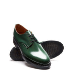 Green Hi-Shine Gibson Shoe