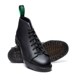 Black Greasy Monkey Boot