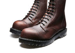 Gaucho Crazy Horse 11 Eye Steel Toe Derby Boot