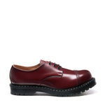 Cherry Red Steel Toe Gibson Shoe