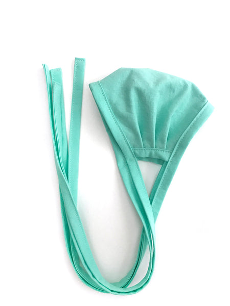 Mint Color Face Mask