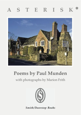 Asterisk*: Poems & Photographs from Shandy Hall