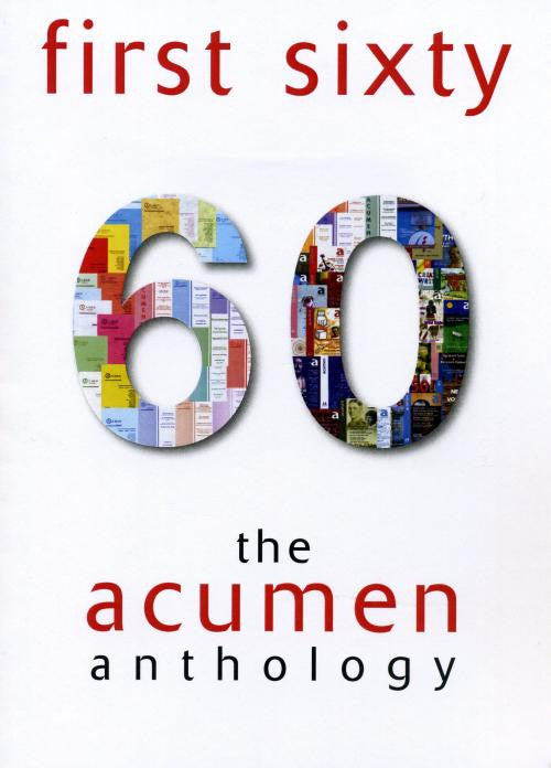 First Sixty: The Acumen Anthology