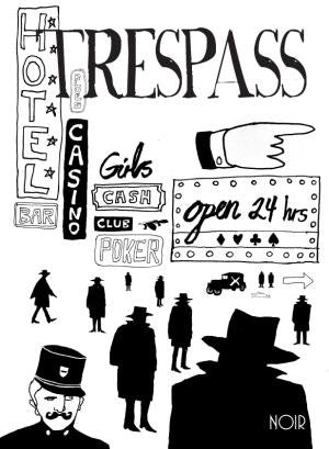 Trespass - Issue 6