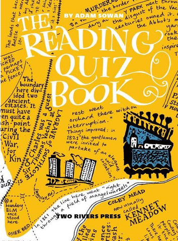 The Reading Quiz Book