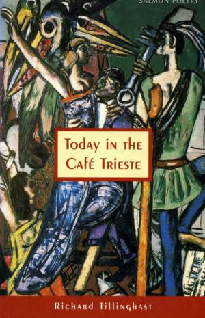 Today in the Cafe Trieste