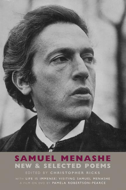 Samuel Menashe: New & Selected Poems