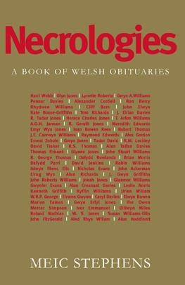 Necrologies: A Book of Welsh Obituaries