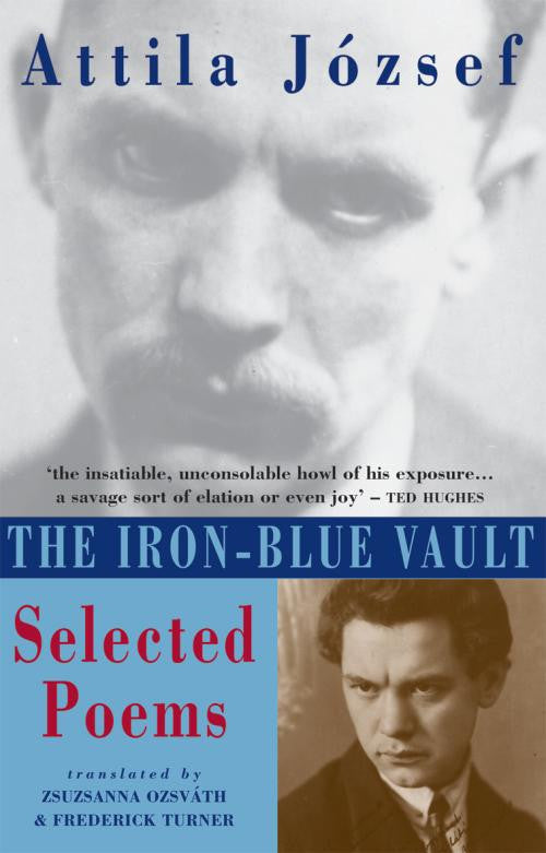 The Iron-Blue Vault