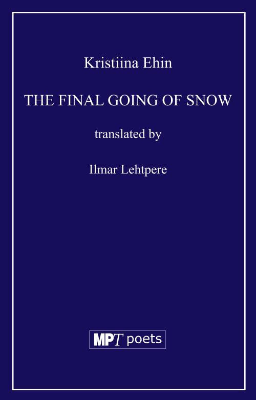 The Final Going of Snow