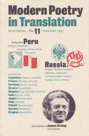MPT 11:  Poetry from Peru and Russia