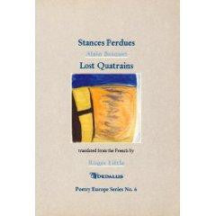 Lost Quatrains / Stances Perdues