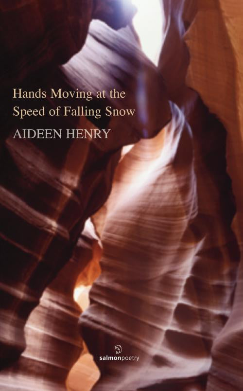 Hands Moving at the Speed of Falling Snow