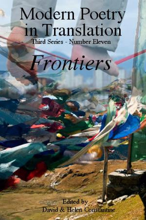 Modern Poetry in Translation (Series 3 No.11) Frontiers