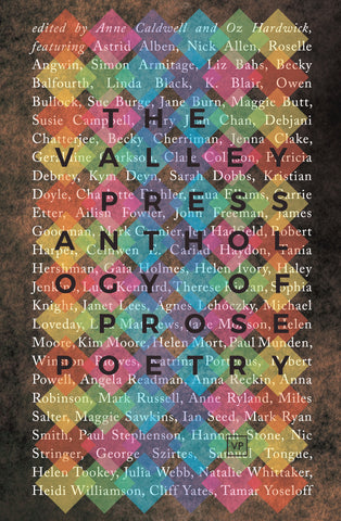 The Valley Press Anthology of Prose Poetry