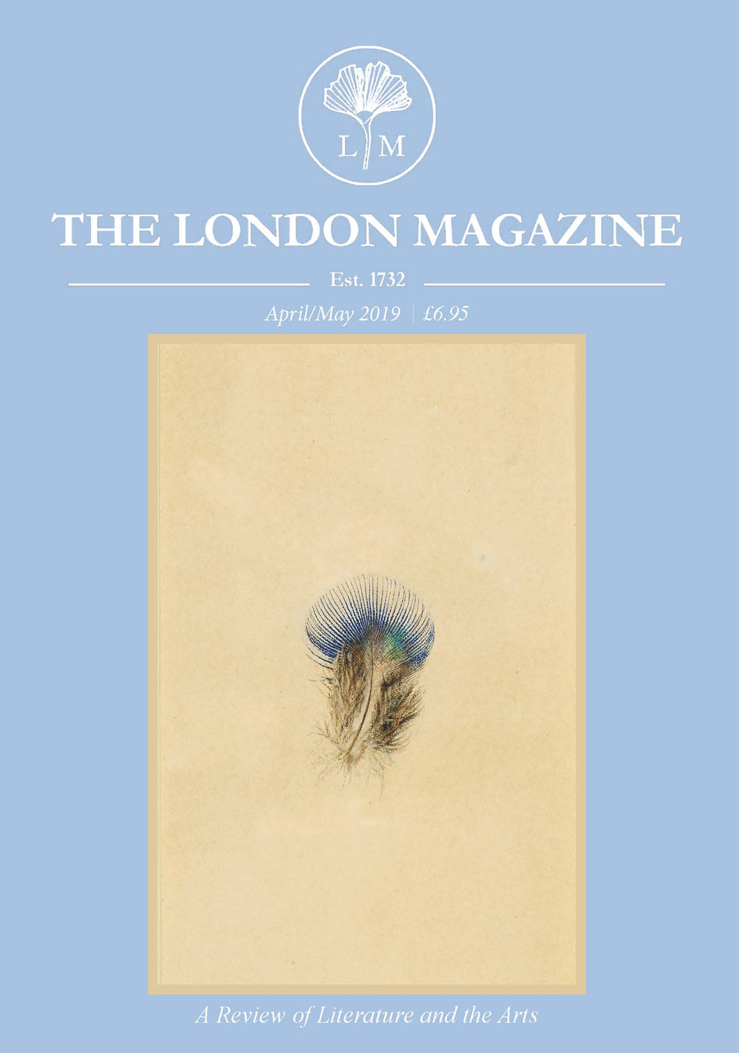 The London Magazine - April/May 2019