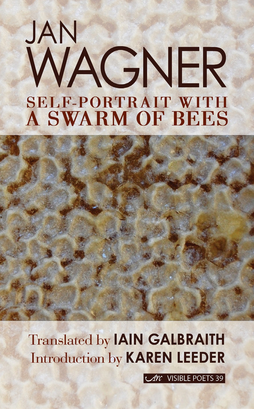 Self Portrait with a Swarm of Bees