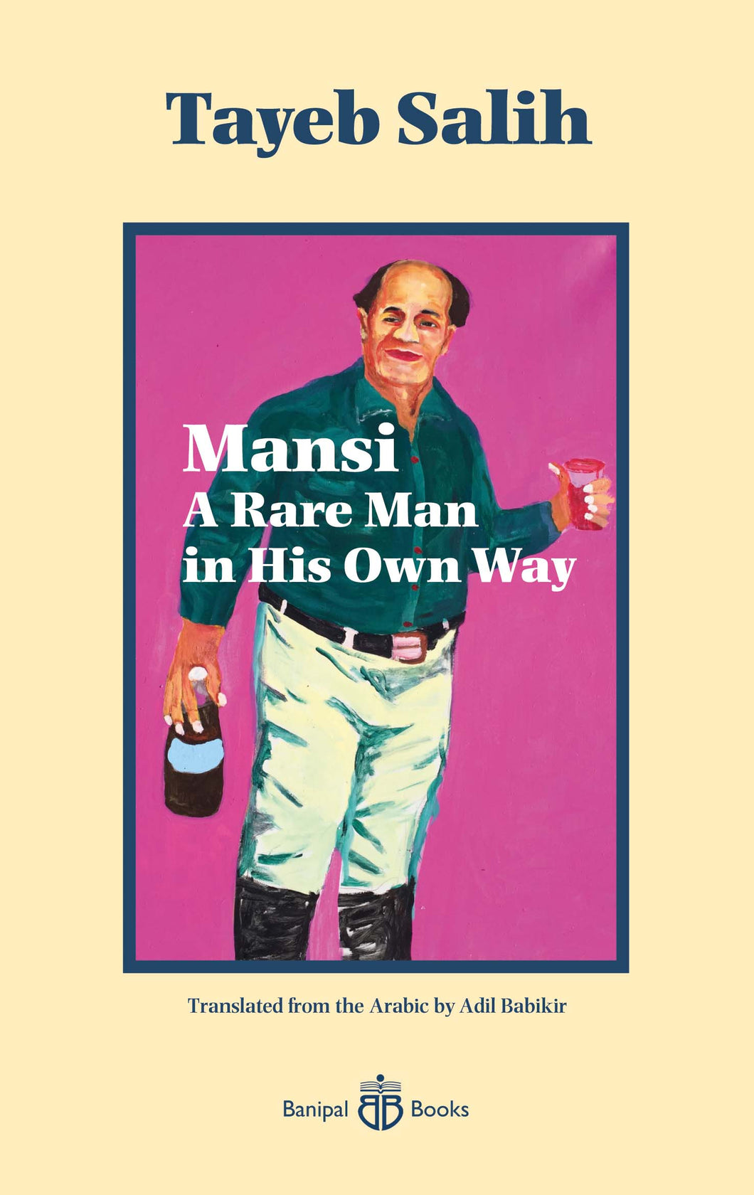Mansi: A Rare Man in His Own Way