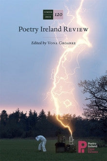 Poetry Ireland Review Issue 120