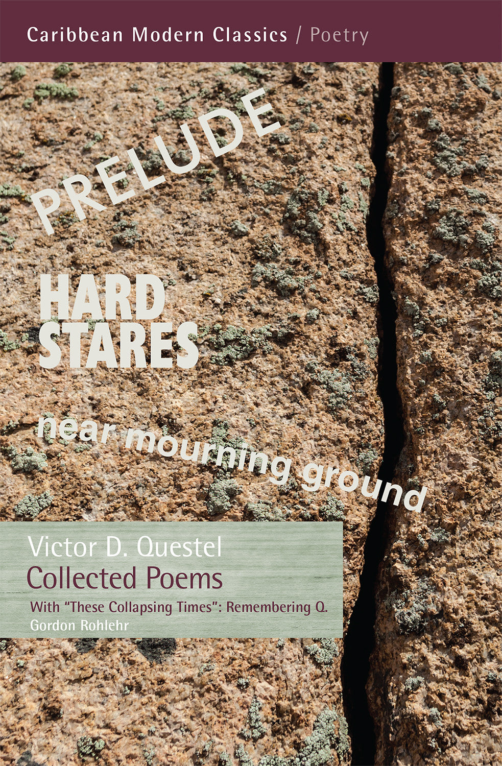 Collected Poems of Victor Questel