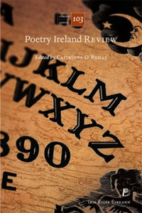 Poetry Ireland Review Issue 103