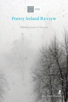 Poetry Ireland Review Issue 105